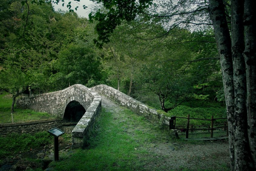 Ponte romanico di Serravalle, Giuseppe Bocci