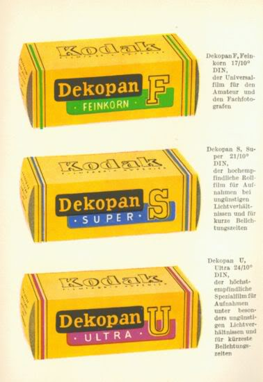 A Dekopan film advertisement
