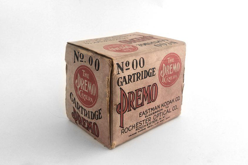 Kodak 00 Cartridge Premo, Scatola Originale