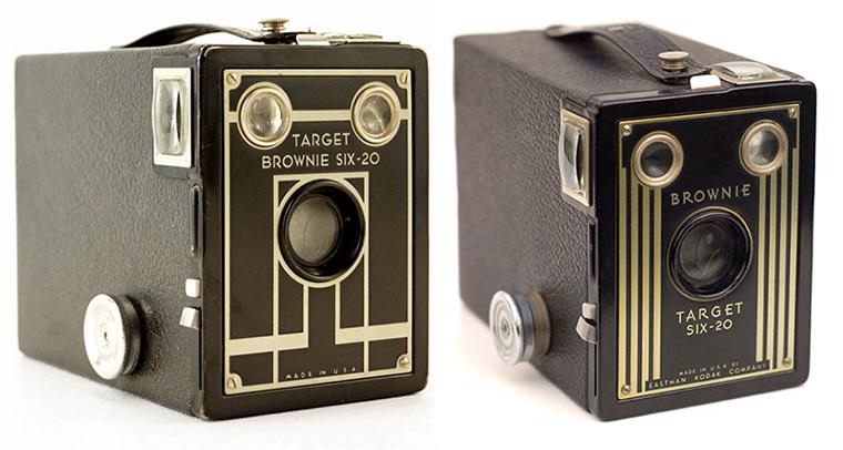 Kodak Target Brownie