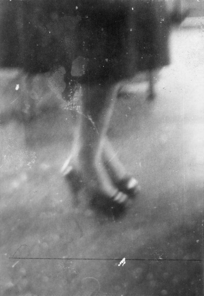 gambe di donna Fotografia