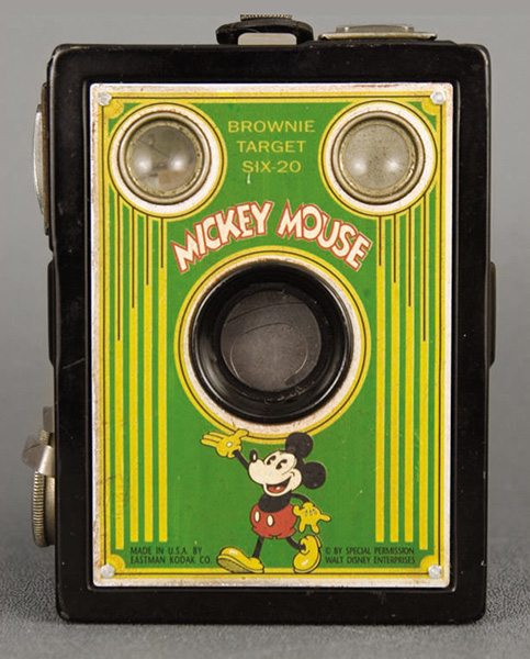 Kodak Brownie Mickey Mouse