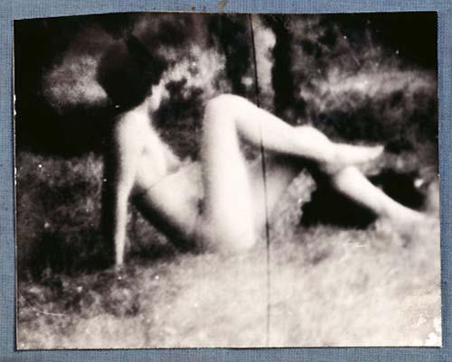 Tichy fotografia su cartoncino