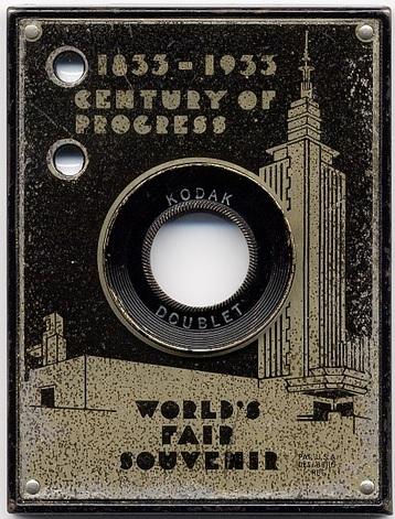 Kodak N.2 Brownie Century of Progress