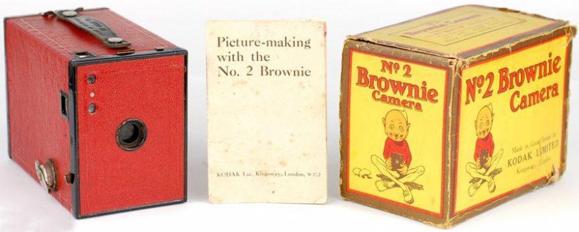 N. 2 Brownie Model F