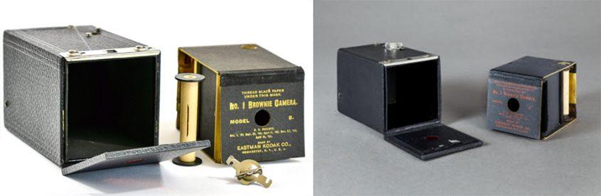 Kodak n.1 Brownie model B