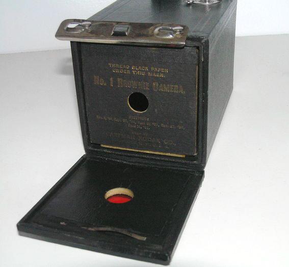 N.1 Brownie Camera